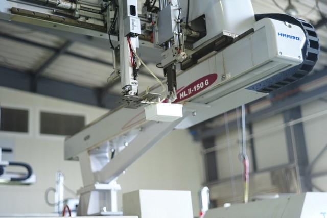 自社製品製造工程